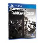 Ficha técnica e caractérísticas do produto Tom Clancy'S Rainbow Six: Siege - Ps4