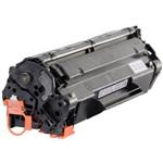 Ficha técnica e caractérísticas do produto Toner Compatível HP CB435A CB436A CE285A 435A 436A 285A 35A 36A 85A para Impressora P1102W P1102 M11