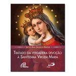 Ficha técnica e caractérísticas do produto Tratado da Verdadeira Devoção à Santíssima Virgem Maria