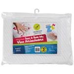 Ficha técnica e caractérísticas do produto Travesseiro 30 X 40 Cm Rosas Baby