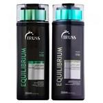 Truss Professional Equilibrium Kit - Shampoo + Condicionador