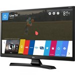 "Ficha técnica e caractérísticas do produto Tv 28"" Smart Lg 28mt49s-ps Led Hd Conversor Digital Wi-fi Integrado Usb Hdmi Webos 3.5 Screen Share"