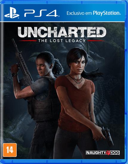 Ficha técnica e caractérísticas do produto Uncharted The Lost Legacy Ps4 Usado