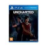 Ficha técnica e caractérísticas do produto Uncharted The Lost Legacy Ps4