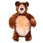 Ficha técnica e caractérísticas do produto Urso de Pelúcia 40 Cm Masha e o Urso Estrela