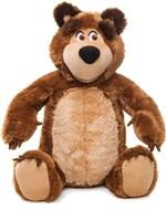 Ficha técnica e caractérísticas do produto Urso de Pelúcia Masha e o Urso 40Cm Estrela