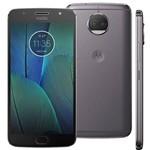 Usado: Moto G5s Plus Xt1802 Dual Tv Platinum 32gb