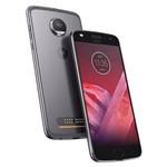 Usado: Moto Z2 Play Motorola Xt1710 Dual 64gb Platinum - Bom