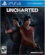 Ficha técnica e caractérísticas do produto Usado - Ps4 - Uncharted: The Lost Legacy