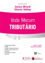 Ficha técnica e caractérísticas do produto Vade Mecum Tributário (2019)