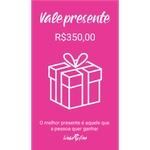 Ficha técnica e caractérísticas do produto Vale Presente - R$ 250,00
