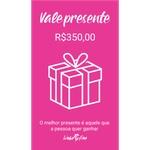 Ficha técnica e caractérísticas do produto Vale-Presente R$50,00