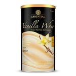 Ficha técnica e caractérísticas do produto Vanilla Whey 450G - Essential Nutrition