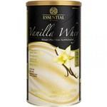 Ficha técnica e caractérísticas do produto Vanilla Whey Lata 450g - Essential Nutrition