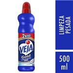 Ficha técnica e caractérísticas do produto Veja Limpeza Gold Pesada Original 500ml