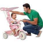 Velobaby Fisher Price Rosa