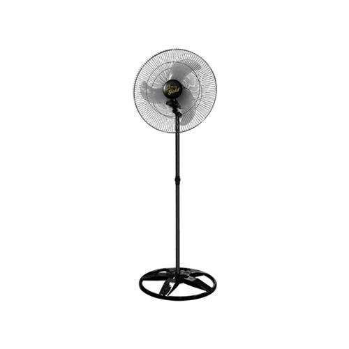 Ficha técnica e caractérísticas do produto Ventilador de Coluna 60CM Bivolt Preto Gold Venti-Delta