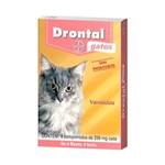 Ficha técnica e caractérísticas do produto Vermífugo Drontal para Gatos 4 Comprimidos