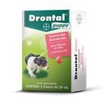 Ficha técnica e caractérísticas do produto Vermífugo Drontal Puppy 20ml