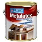Ficha técnica e caractérísticas do produto Verniz Acrílico Metalatex Incolor 3,6 Litros