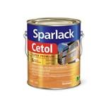 Verniz Cetol Sparlack Acetinado Galão 3,6 Litros Ipê