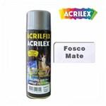 Ficha técnica e caractérísticas do produto Verniz em Spray Acrilex Fosco Mate 300 Ml