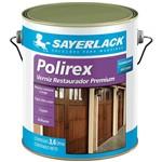 Ficha técnica e caractérísticas do produto Verniz Polirex Brilhante Mogno 3,6L Sayerlack
