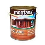 Verniz Premium Solare Acetinado 3,6 Litros Transparente Montana