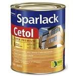 Ficha técnica e caractérísticas do produto Verniz Sparlack Cetol Brilhante Imbuia 900ml