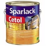 Ficha técnica e caractérísticas do produto Verniz Sparlack Cetol Mogno Acetinado 3,6lts