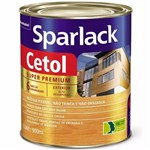 Ficha técnica e caractérísticas do produto Verniz Sparlack Cetol Mogno Acetinado 900ml