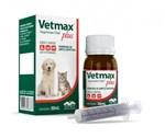 Ficha técnica e caractérísticas do produto Vetmax Plus Suspensão Oral Vermifugo com 30 ML - Vetnil