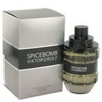 Ficha técnica e caractérísticas do produto Perfume Viktor & Rolf Spicebomb Eau de Toilette Masculino 90ml