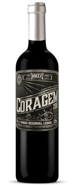 Ficha técnica e caractérísticas do produto Vinho Coragem Tinto Portugal 750 Ml