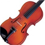 Ficha técnica e caractérísticas do produto Violino Tradicional 1/2 Acabamento Avermelhado Michael