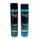 Ficha técnica e caractérísticas do produto Vitiss Ondulele Shampoo + Condicionador 300ml