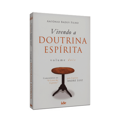 Ficha técnica e caractérísticas do produto Vivendo a Doutrina Espírita - Vol. 2