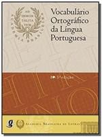 Ficha técnica e caractérísticas do produto Vocabulario Ortografico da Lingua Portuguesa- Capa - Global