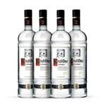 Ficha técnica e caractérísticas do produto Vodka Ketel One 4x 1000ml