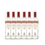Ficha técnica e caractérísticas do produto Vodka Smirnoff Red 6x 998ml