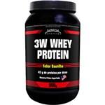Ficha técnica e caractérísticas do produto 3W Whey Protein 900g - Nitech Nutrition