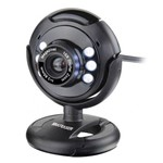 Ficha técnica e caractérísticas do produto Webcam Plugeplay 16mp Nightvision Mic USB Wc045