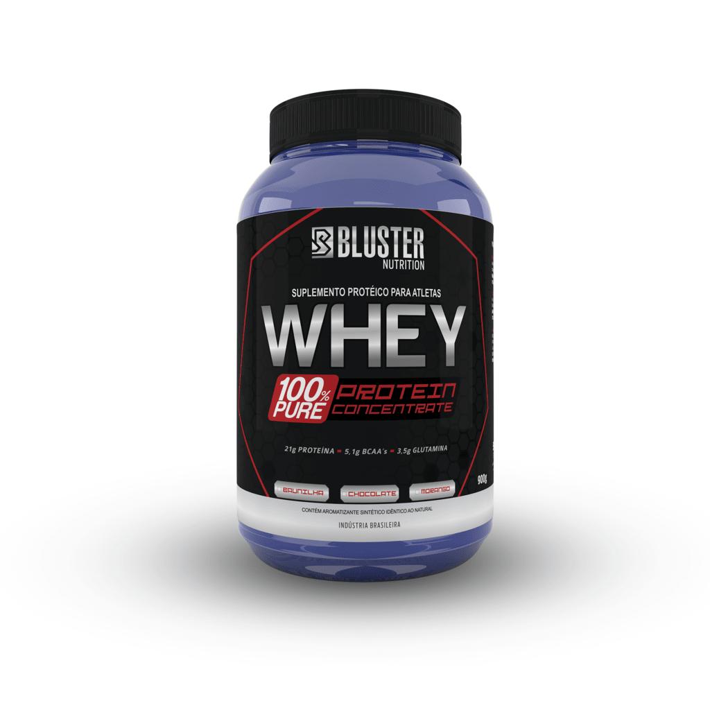 Ficha técnica e caractérísticas do produto Whey 100% Pure 900G - Bluster (CHOCOLATE)