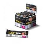 Whey Bar 24 Unidades - Morango - Probiótica