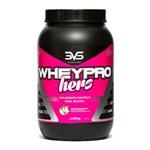 Ficha técnica e caractérísticas do produto Whey Pro Hers 900g - 3VS - 3vs Nutrition