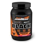 Ficha técnica e caractérísticas do produto Whey Protein Black - New Millen - 840G - 840g - Morango