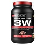 Ficha técnica e caractérísticas do produto Whey Protein 3W 900g Chocolate - Bodybuilders