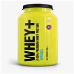 Ficha técnica e caractérísticas do produto Whey+ Whey Protein - 4+ Nutrition - 900g - Baunilha