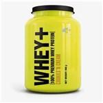 Ficha técnica e caractérísticas do produto Whey+ Whey Protein - 4+ Nutrition - 900g - Cookies
