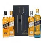 Ficha técnica e caractérísticas do produto Whisky Johnnie Walker The Collection Pack - 200ml